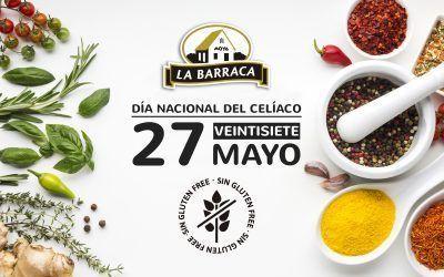 27M – Día Mundial del Celíaco