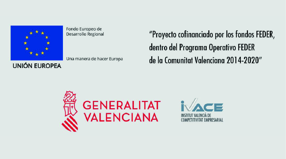 """LA BARRACA ALIMENTACIÓN, S.L. ha recibido una subvención por parte del INSTITUTO VALENCIANO DE COMPETITIVIDAD EMPRESARIAL (IVACE) con número de expediente IMDIGA/2018/ 67 para la realización del proyecto titulado """"PLAN DE DIGITALIZACION Y MODERNIZACIÓN DE LA EMPRESA"""" por importe de 11.171,55 € dentro del programa de ayudas a Digitalización de Pyme (DIGITALIZA-CV) en su convocatoria de 2018.  El proyecto ha permitido desarrollar un plan de digitalización y modernización de la empresa con la implantación de software avanzado para mejora de la gestión integral. Con el proyecto la empresa ha conseguido mejorar la gestión contable y de análisis con datos objetivos. Este proyecto ha sido cofinanciado en un 50% por la Unión Europea, dentro del Programa Operativo FEDER de la Comunitat Valenciana 2014-2020."""